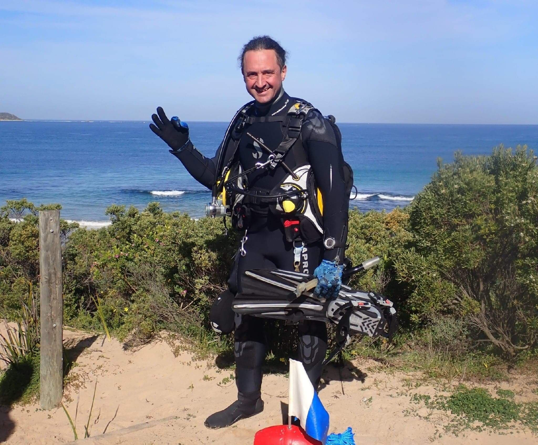 Divemaster: 30+ Years After My First Breath Underwater
